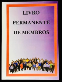 LIVRO PERMANENTE DE MEMBROS