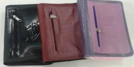 Capa de Bíblia com bolso pequena,cada