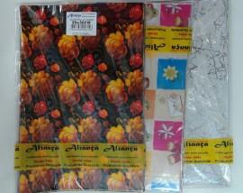 Saquinhos Laminado decorado 20X30,c/50  pçs