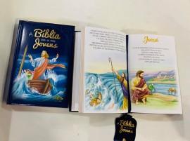 Bíblia para os Jovens,capa almofadada