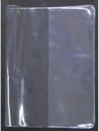Capa Transparente n 10 ,tamanho 33 X 22 cm