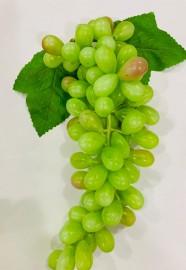 Cacho de Uva artificial médio , Verde