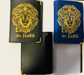 Porta documento LEÃO DE JUDÁ,CADA