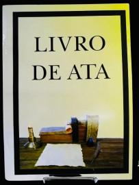 Livro ATA , com 100 fls