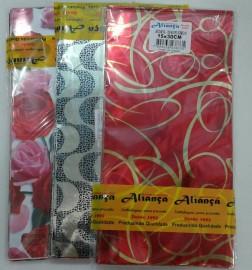 Saquinhos Laminado decorado 15X30,c/100 pçs